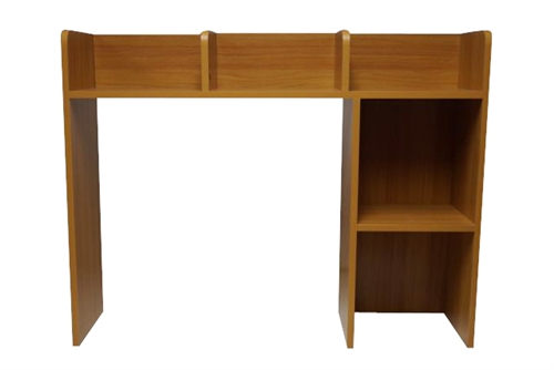 Classic Dorm Desk Bookshelf Organizer Storage College