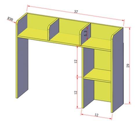Peachy Classic Dorm Desk Bookshelf Download Free Architecture Designs Scobabritishbridgeorg