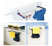 Clothes Drying Rack - Over the Door College Supplies