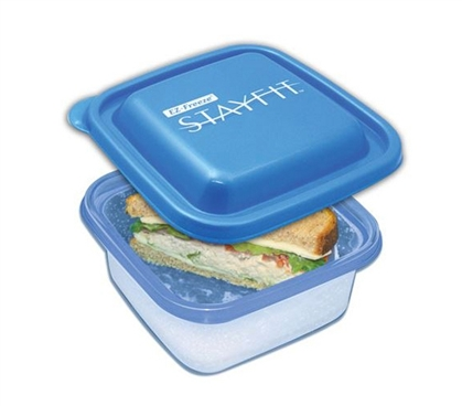 Sandwich Chiller Container - A Healthy College Dorm Essential