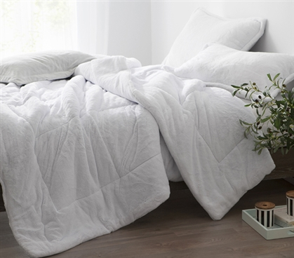 Coma Inducer Twin XL Comforter - The Original - White
