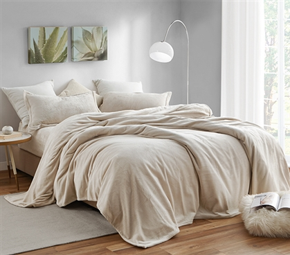 Coma Inducer - The Original - Twin XL Sheet Set - Almond Milk