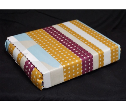 Charm Meadow Twin XL Sheet Set - College Ave Designer Series