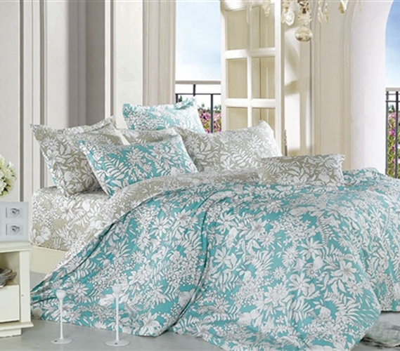 twin xl comforter set Ashen Teal Twin XL Comforter Set   College Ave Designer Series  twin xl comforter set