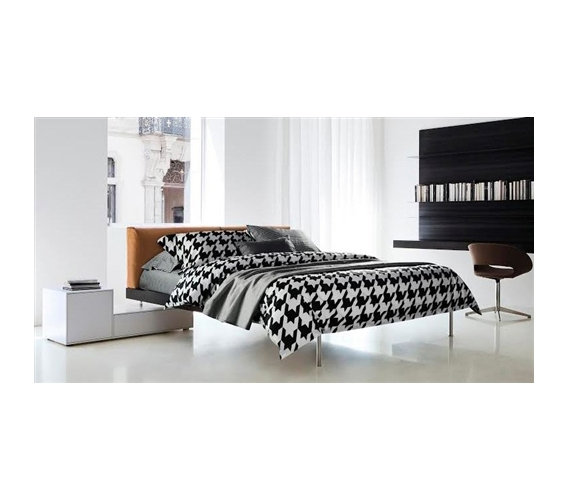 Houndstooth Black And White Cotton Twin Xl Comforter College Ave