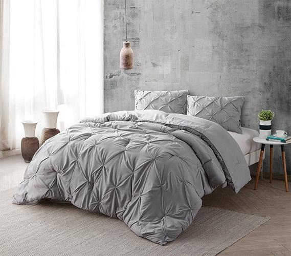 Gray Comforter Twin