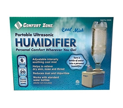 College Supplies College Portable Humidifier Dorm Necessity