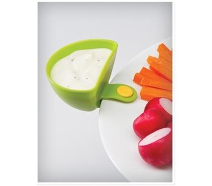 A Fun Eating Accessory - Dip Clip - Great For Snacking