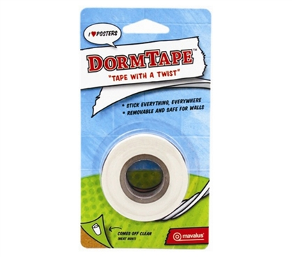 Dorm Tape Blister Pack College Dorm Decor Products