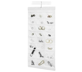 Hanging Jewelry File Cheap closet organizer