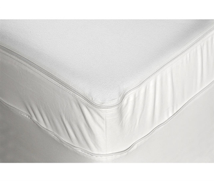 Bed Bug Plus Allergy Mattress Protector Twin Xl Topper