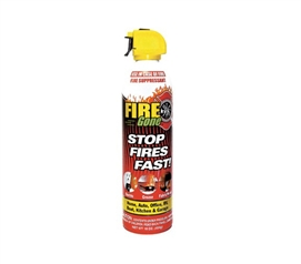 Fire Gone - Fire Suppressant - Be Safe