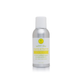 True to Life Organics - Lemon Zest - Dorm Room Scent