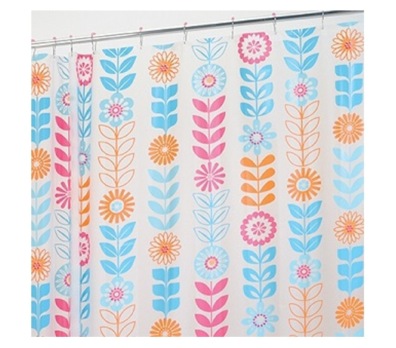 Garland Shower Curtain Set Dorm Supplies College Products Dorm Room ...
