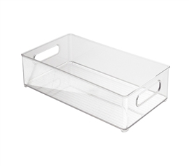 Needed For Dorm Mini Fridge - College Fridge Bin - Keep Food Separate