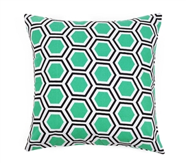Roma Dorm Throw Pillow Cover