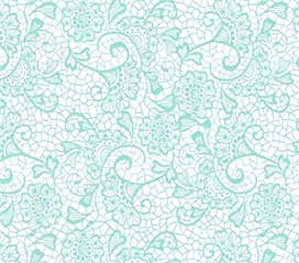 Grip Print Shelf Liner - Monaco Teal