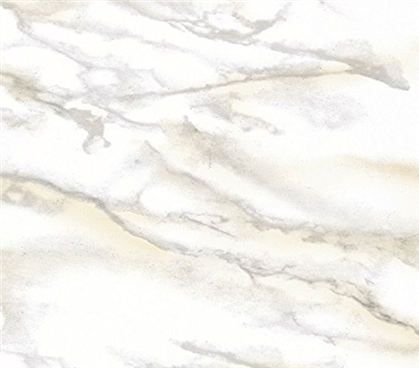 Self Adhesive Shelf Liner - Marble White