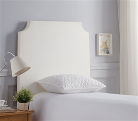 DIY Headboard Dorm Room Decor Dorm Essentials Dorm Room Decorating Ideas