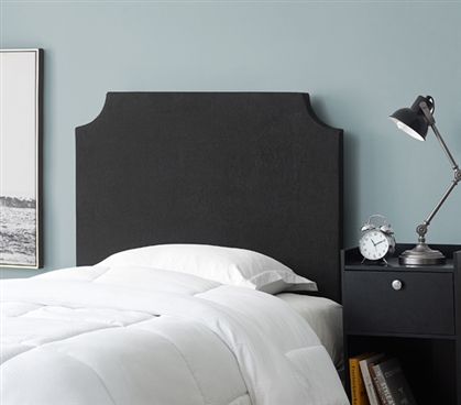 DIY Headboard - Black