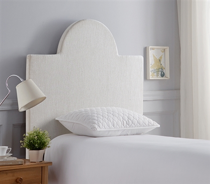 DIY Headboard - Beveled Corner Curve