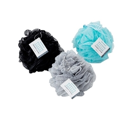 Shower Loofah (Assorted Colors) Dorm Essentials Cheap Dorm Supplies