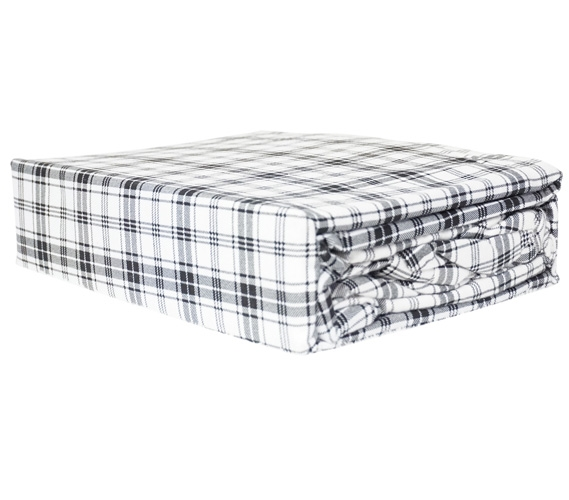 Plaid Flannel Twin XL Sheets