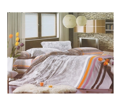 Atoria Twin XL Comforter Set College Bedding Essentials
