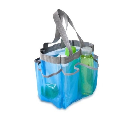 fastdry community shower tote available in 2 colors