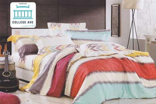 Beau Desert Passage Twin Xl Comforter Set College Ave Designer Series . Dorm  Sheets