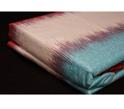 Desert Passage Extra Long Twin Sheets Dorm Bedding for Girls