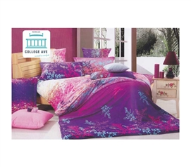 Farrago Twin XL Comforter Set - College Ave Designer Series - Make Your Dorm Bed Comfortable