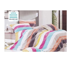 Twin XL Comforter Set - College Ave Dorm Bedding - College Bedding Is Essential