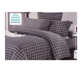 Twin XL Comforter Set - College Ave Dorm Bedding - Pure Cotton Comfort
