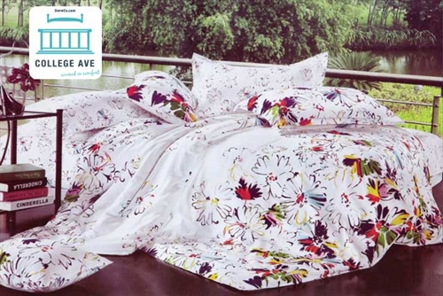 Twin Xl Comforter Set College Ave Dorm Bedding Supplies