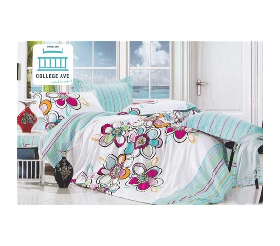 Twin Xl Comforter Set College Ave Dorm Bedding Cotton Xl