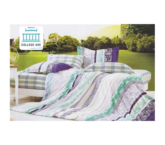 twin xl comforter set - college ave dorm bedding xl twin bedding