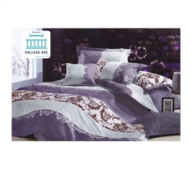 Twin XL Comforter Set - College Ave Dorm Bedding - Adds To Your Dorm Decor