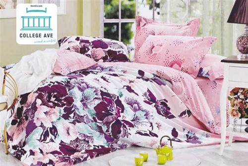 Corinna Twin XL Comforter Set - College Ave Designer Series