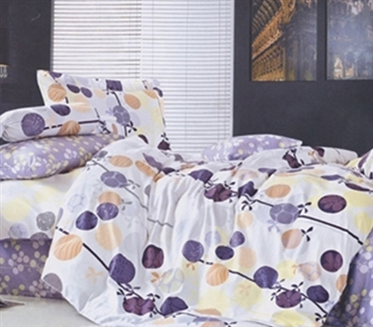 Twin XL Comforter Set - College Ave Dorm Bedding - Super Comfortable Cotton