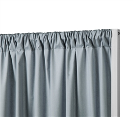 Privacy Room Divider Fabric - Slate Gray (Fabric ONLY)