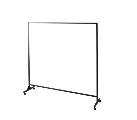 Don\'t Look At Me - Privacy Room Divider - Black
