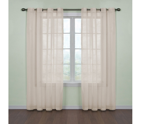 Fresh Scent College Curtains   Ivory Part 41