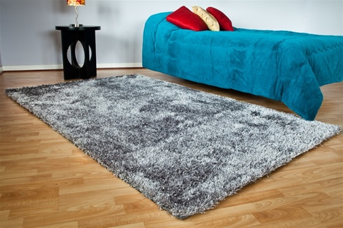 Shaggy Rug Slate Gray Is A High End Top Quality Dorm Room Rug That