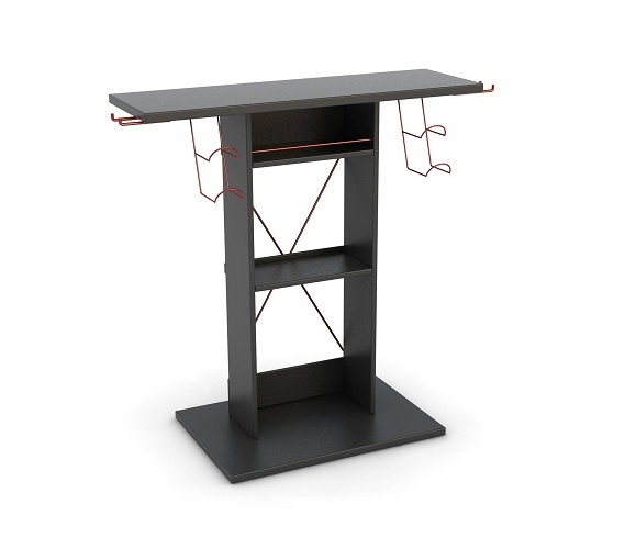 Game Central Tv Stand College Student Dorm Storage Ideas For