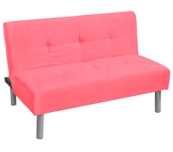 College Mini-Futon dorm sized sofa furniture essential for ...