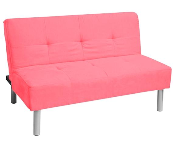 College Mini Futon Dorm Sized Sofa