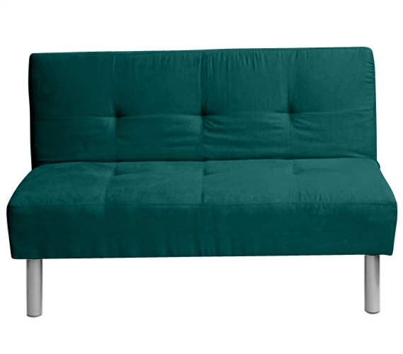 Brilliant College Mini Futon Dark Teal Machost Co Dining Chair Design Ideas Machostcouk