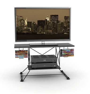 Dorm Room Entertainment Necessity Soho College Tv Stand