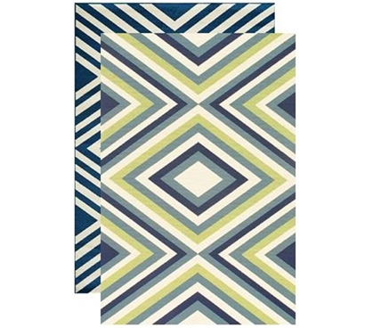 Add Dorm Room Decor - Valence Dorm Rug - Decorate Your Dorm